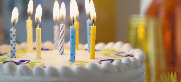 Linda frase de aniversário para enviar para cunhados.
