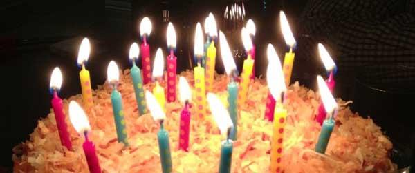Mensagem de aniversário para um padrinho querido que está fazendo aniversário.