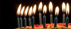 Mensagem de aniversário para enviar a um colega querido.
