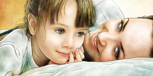 Mensagem de aniversário para filha