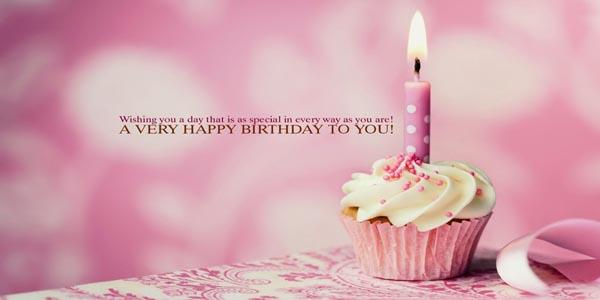 Feliz aniversário para amigo distante