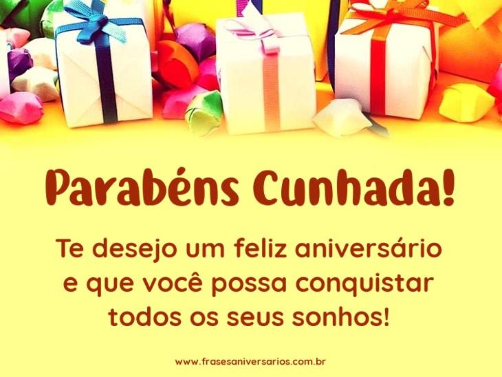 Mensagem De Aniversario Para Cunhada Amiga: Frases De Aniversário Para Cunhada